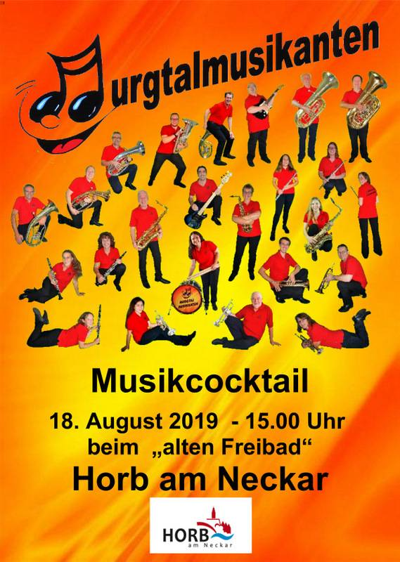 1-16. Musikcocktail Horb 18.08.2019